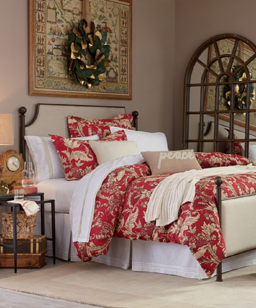 Gracie Duvet from Canadian Log Homes