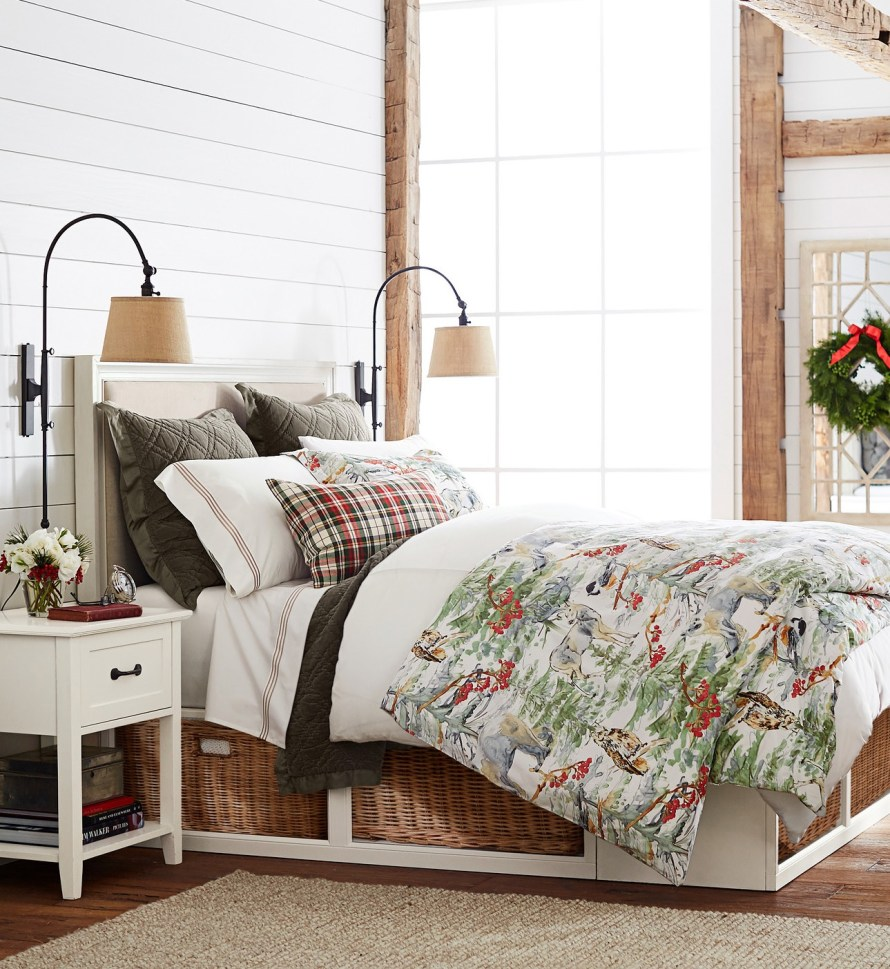 Woodland-themed Duvet