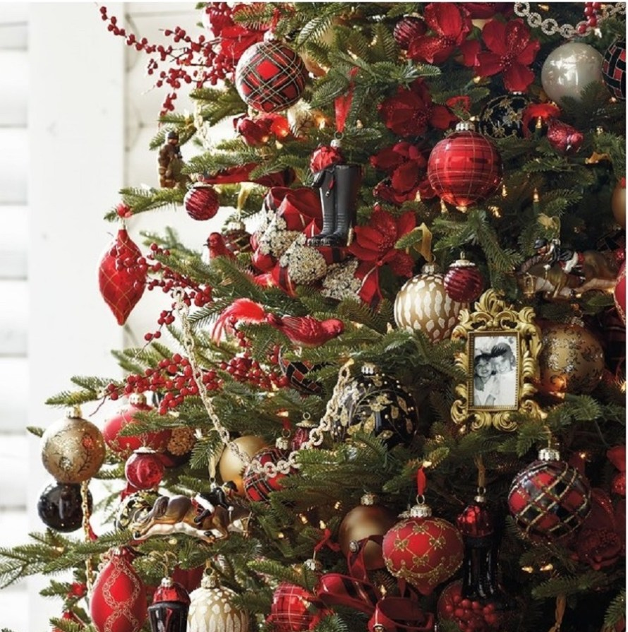 Highland Holiday 60-piece Ornament Collection, from Frontgate