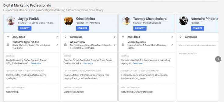 India's Best Startup Social Network - eChai