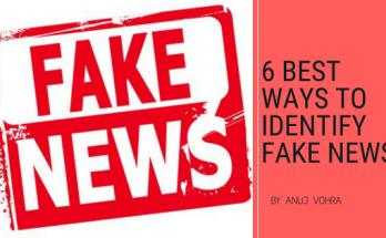 Best Ways to Identify Fake News