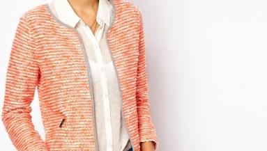 568039f97ac5 SMUK Bouclé-jakke fra IRO - It s Fashion