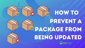 Prevent Package From Being Updated in Ubuntu