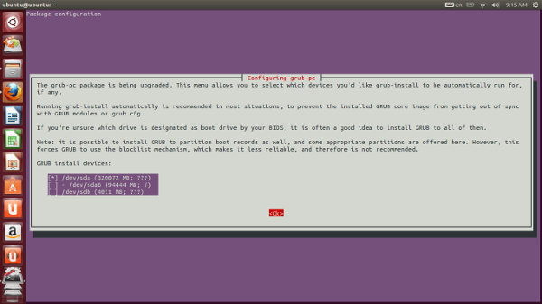 Solve Error no such partition grub rescue in Ubuntu