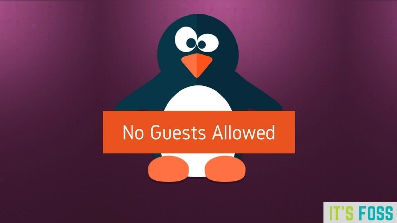 How to disable guest account in Ubuntu Linux