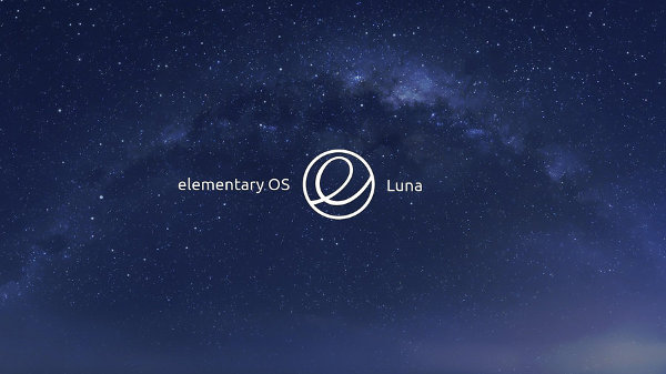 Beautiful Elementary OS Luna logo