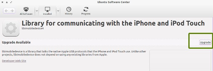 trust this computer with iOS 7 in Ubuntu Linux Mint