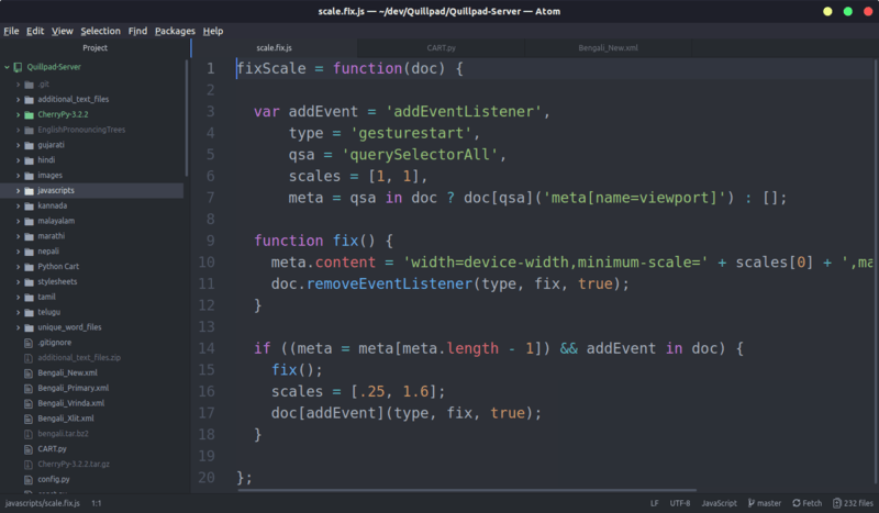 Install Atom on Ubuntu & other Linux [Both 32 and 64-bit]