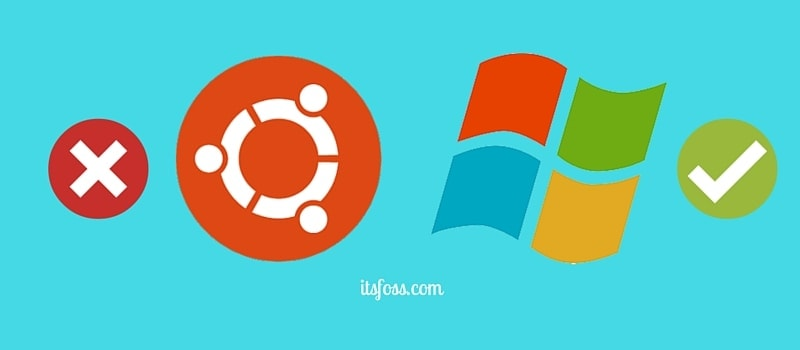 How To Uninstall Ubuntu From Windows Dual Boot Safely - It's FOSS