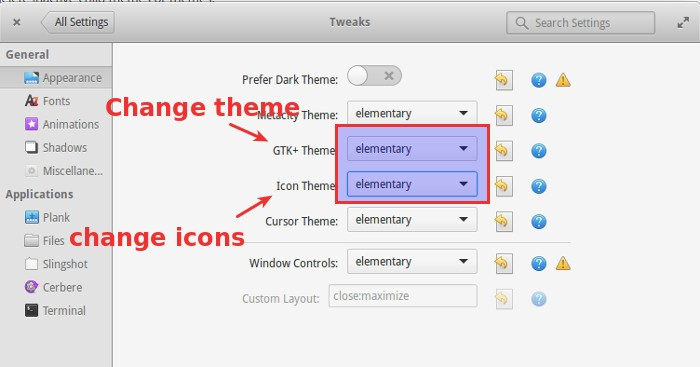 How To Install Themes And Icons In Elementary OS Freya - It's FOSS