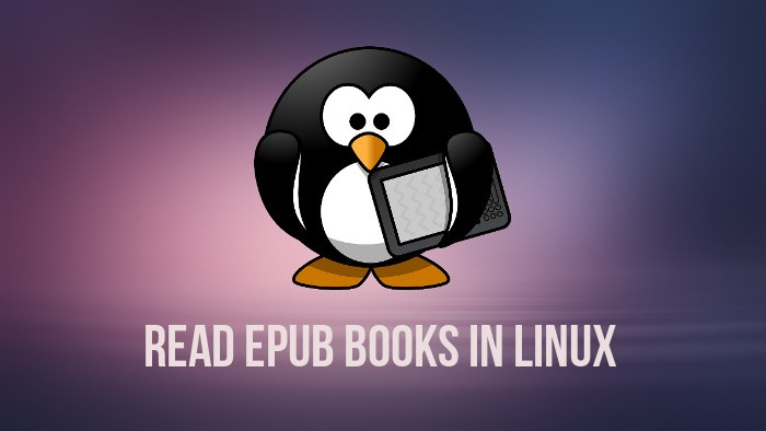 How To Open ePub Books In Ubuntu Linux - It's FOSS