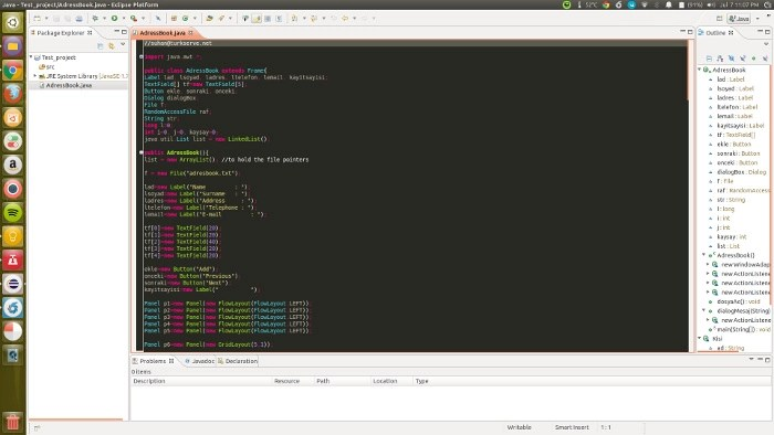 How To Change Eclipse Color Theme In Linux or Windows - It's