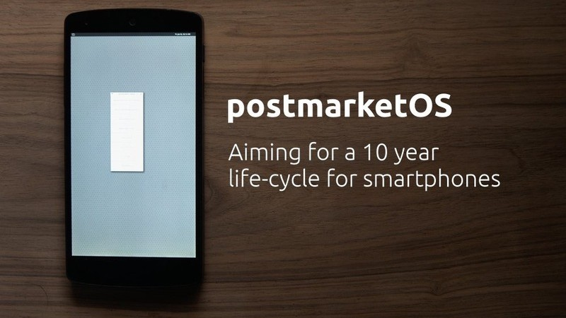 Postmarketos Featured