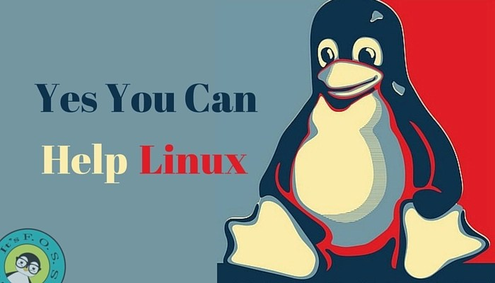 How can you help Linux community to grow