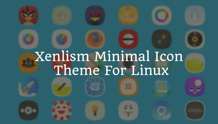 Xenlism icon theme