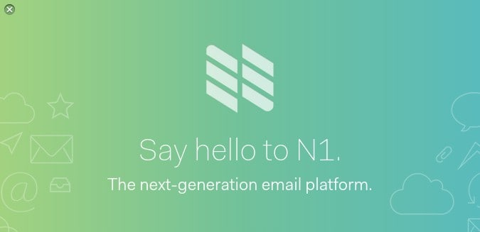 N1 Open Source email client