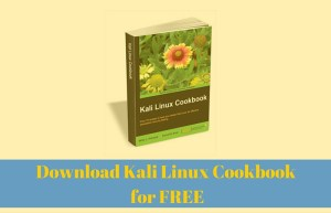 Download Kali Linux Cookbook