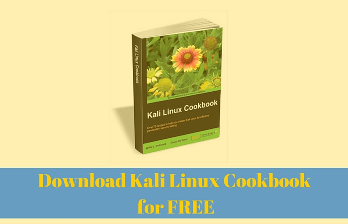 Download Kali Linux Cookbook Worth 24 For Free It S Foss
