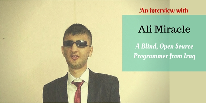 Interview with Ali Abdul Ghani