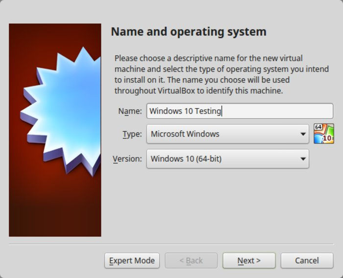 How To Install Windows 10 In VirtualBox in Linux | It's FOSS