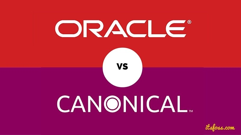 Will Canonical Become the Target of Oracle's Next Licensing Lawsuit