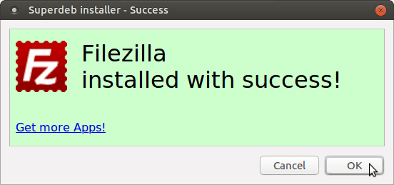 Using SuperDEB Installer 4