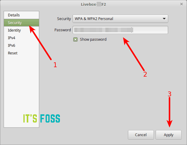 Troubleshoot WiFi connection issue in Linux Mint 18