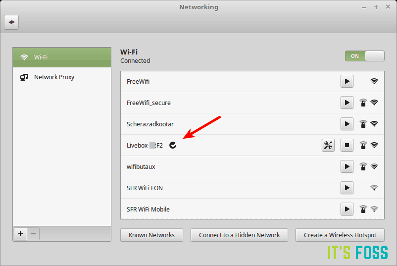 Fixed wifi not connecting in Linux Mint 18