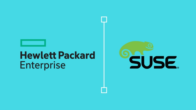 HPE did not buy SUSE Linux