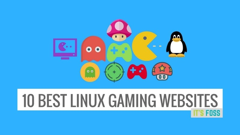 Best Linux gaming websites