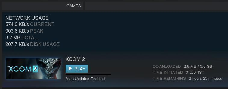 XCOM download data