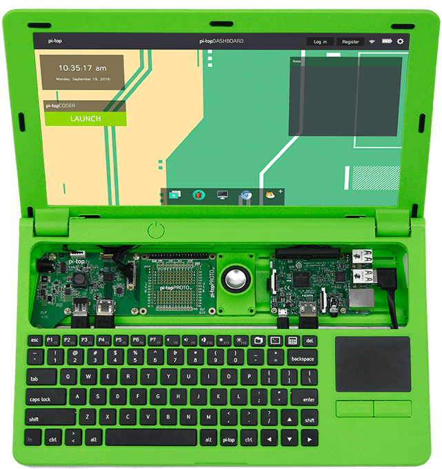 Behold Here Is A 89 Open Source Laptop Running Linux It S Foss