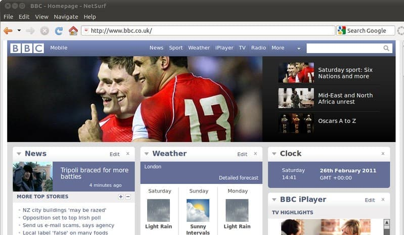 7 Open Source Chrome Alternative Web Browsers For Linux