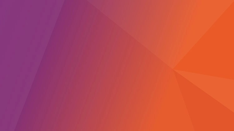 Default wallpaper of Ubuntu 17.04