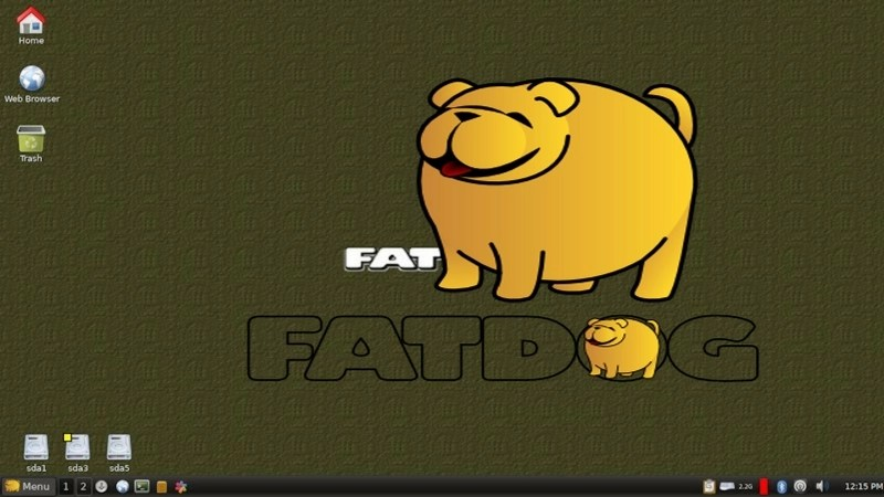 [Review] FatDog64 – A Lightweight Linux Distribution For Older Systems