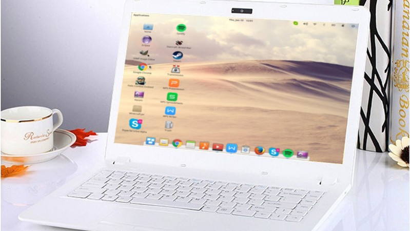 Here is an elementary OS Powered Linux Laptop - It's FOSS