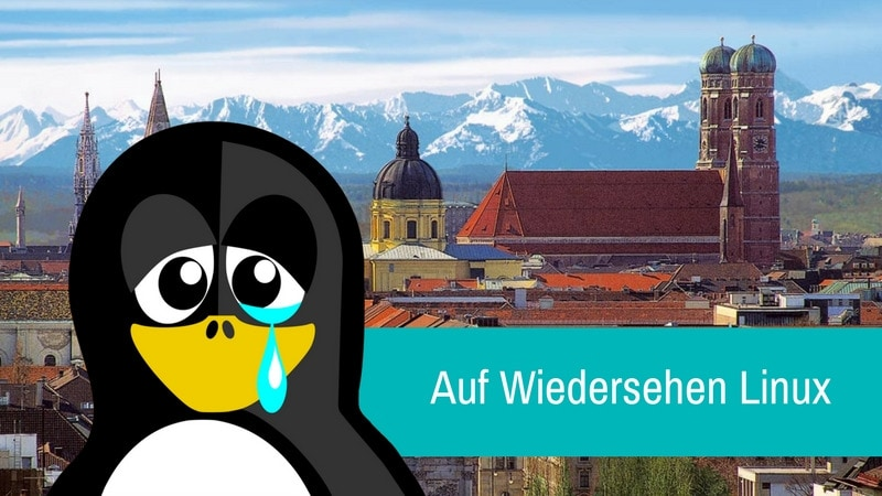 Munich Linux failure is a big shock to the open source community