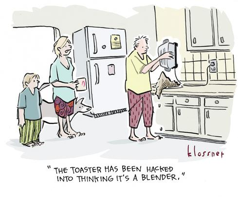 IoT Security funny