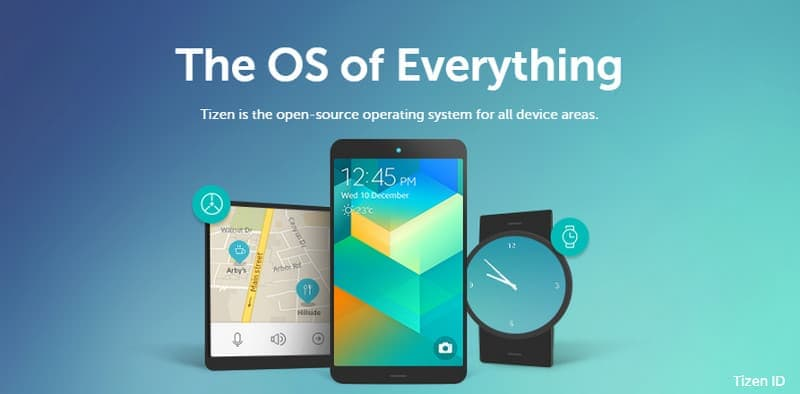 Tizen OS Open Source Mobile Operating System