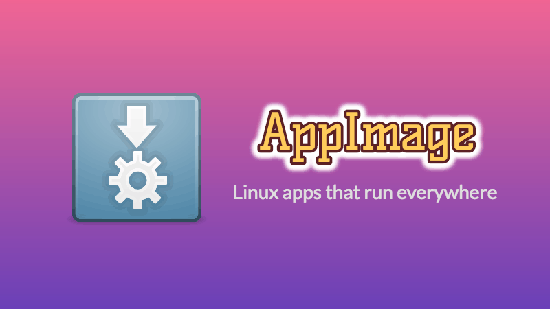 Using AppImage in Linux