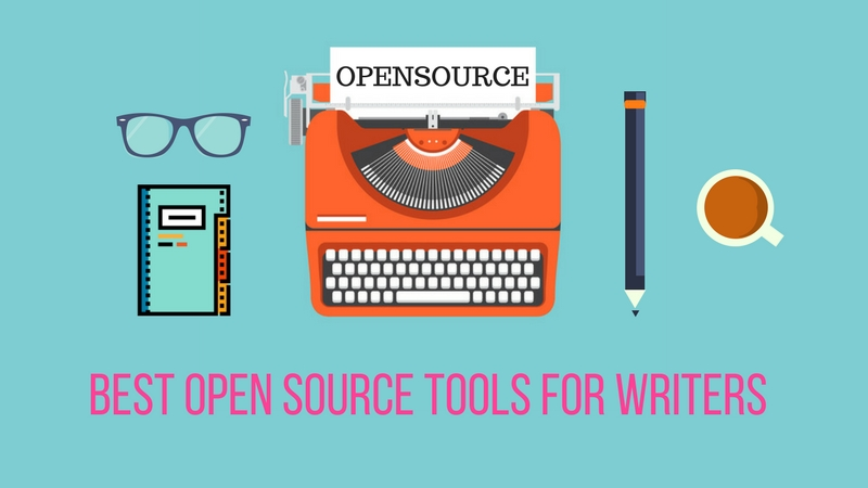 11 Open Source Tools For Writers It S Foss