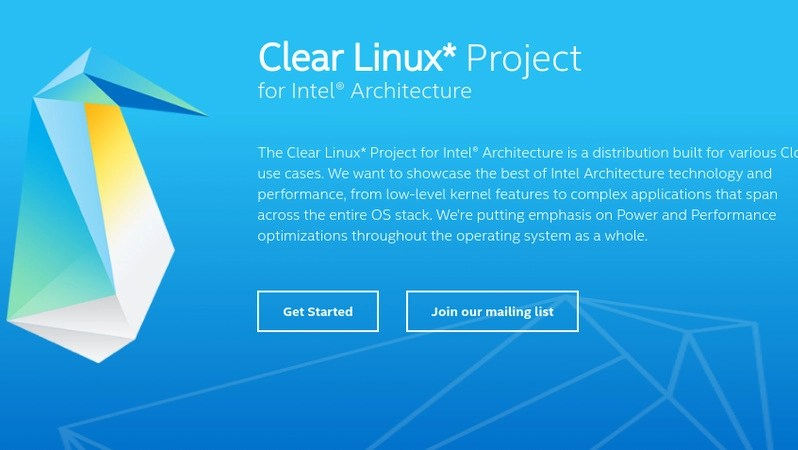An Overview of Clear Linux, its Features and Installation