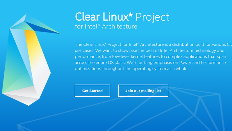 Clear Linux Review