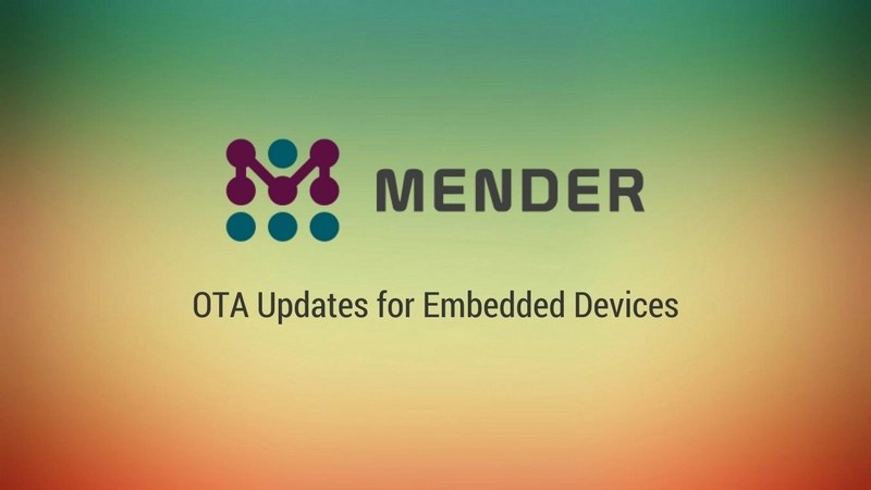 Mender brings OTA software updates to Embedded Linux devices
