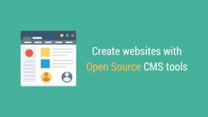 Open Source Content Management Systems
