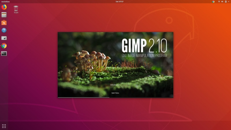difference between gimp and photoshop