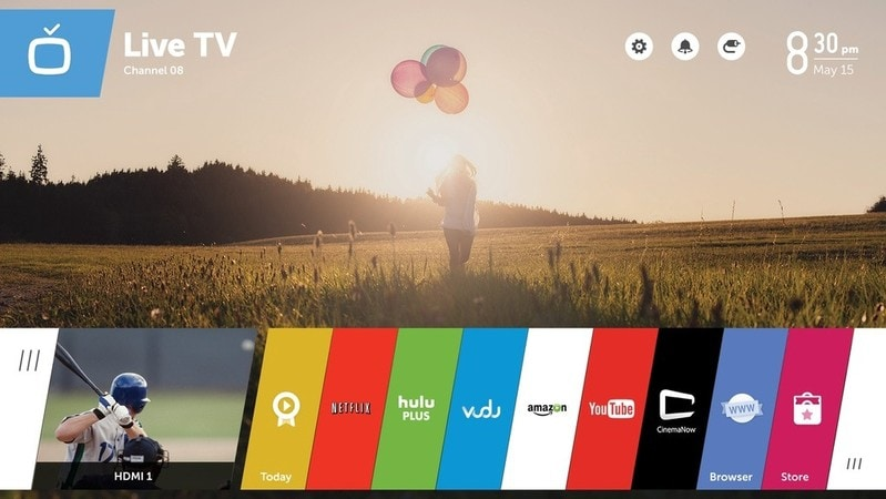 LG webOS is now Open Source