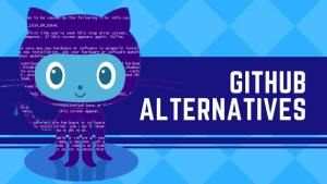Best alternatives to GitHub