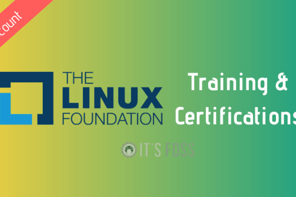 Linux Foundation Training Certification Discount