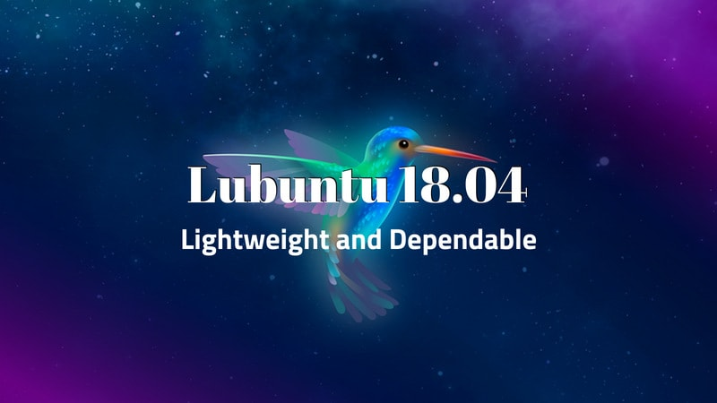 Lubuntu 18 04 Review: Stable and Dependable As Always - It's